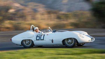 1959 Lister-Jaguar Sports Racer Chassis BHL 123