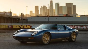 2018 RM Sotheby's Los Angeles Petersen Museum Sale (Supercars Announcement)