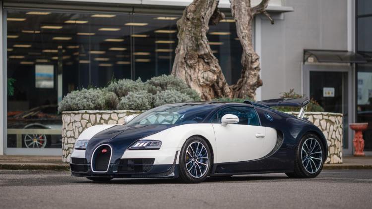 2014 Bugatti Veyron 16.4 Grand Sport Vitesse