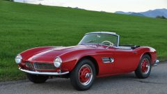 1958 BMW 507 Series II Roadster © Bonhams