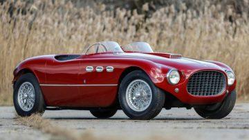 1953 Ferrari 250 MM Spider Series II (Estimate: $5,500,000 – $6,500,000)