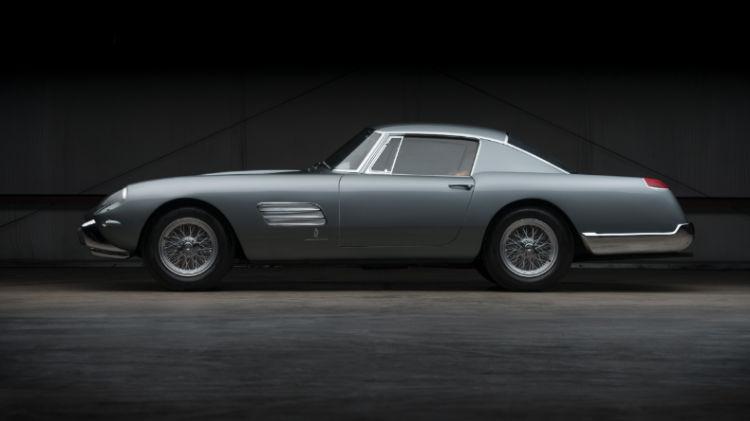 1957 Ferrari 250 GT Coupe Speciale Profile
