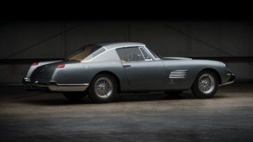 1957 Ferrari 250 GT Coupe Speciale Rear
