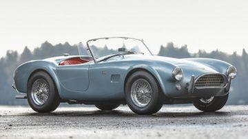 1964 Shelby 289 Cobra (Estimate: $950,000 – $1,100,000), chassis CSX2246