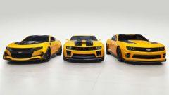 Camaro Bumblebees